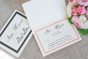 przykład eleganckich zaproszeń